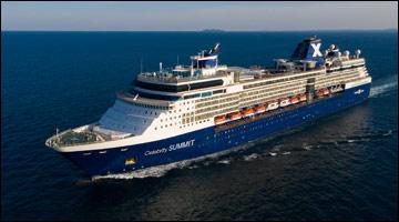 Perxcom Celebrity Cruises - Summit cruise ship