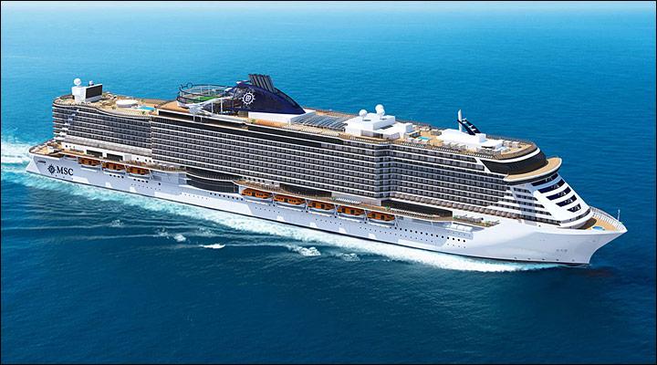 Best interline rates on MSC Seaview | Dargal.com