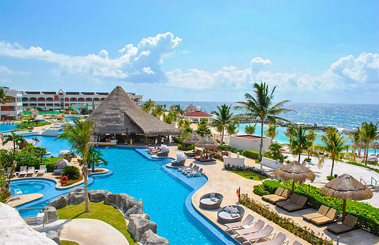 Hard Rock Riviera Maya Room Service